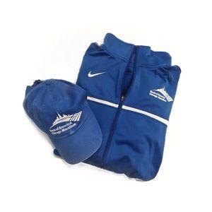 Nike Bank of America Chicago Marathon Hat & Jacket
